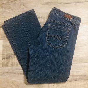 Tommy Hilfiger Jeans. Size 6 short. Hemmed